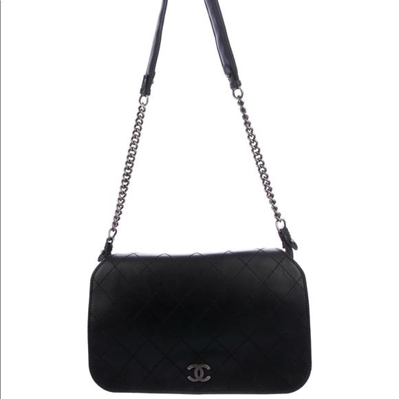 838e2d8a816f CHANEL Handbags - CHANEL PARIS-EDINBURGH HIGHLANDER MESSENGER BAG